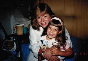 Mom and Colleen